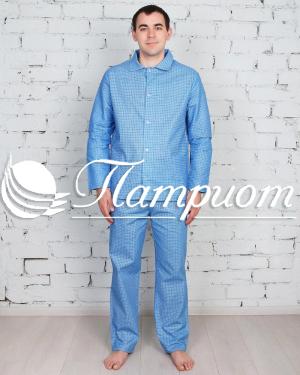 Пижама мужская бязь
