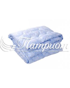 Одеяло холлофайбер 1.5 спальное в тике (Зима)